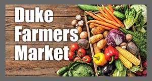 Duke Medical Center Farmers' Market